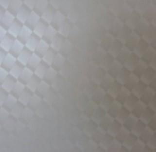 Панель Decomax Диамант 0,25*6,0*0,008, 43 белый (15м2)