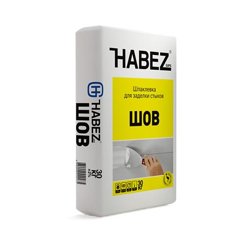 HABEZ - Шпаклёвка для заделки стыков (30кг)