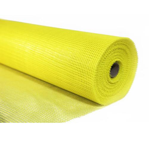 Сетка стекл. ЭВЕРЕСТСТРОЙ 5*5 145/м2 (45м2) Жёлтая
