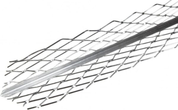 Уголок для мокрой штукатурки L = 3000мм 0,35 мм оцинкованный (25) (шт.)