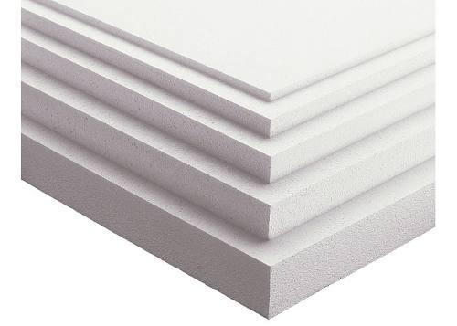 Пенопласт полистирольный листовой ПСБ-С 25 Лайт (1000*1000*20) (25)(шт)