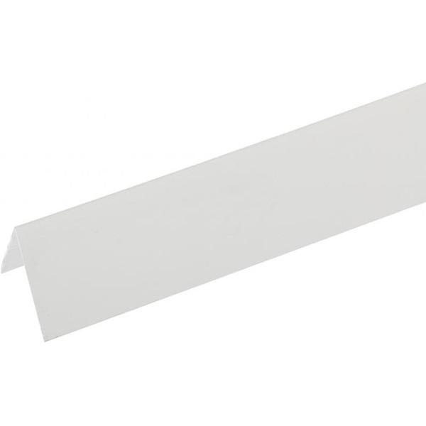 Угол 30*30 пластиковый декоративный , 3м, (50 шт)