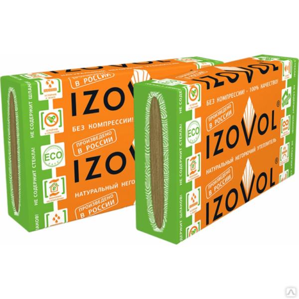 IZOVOL Ф-100 (1000*600*50) (4,8м2), (0,24 м3) (уп.)