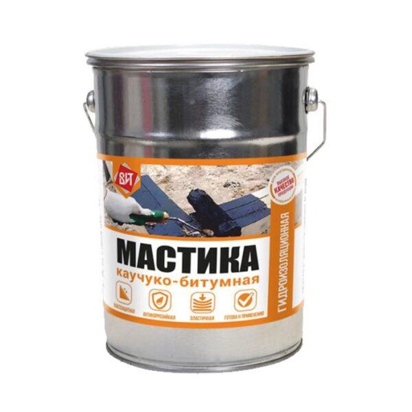 Мастика Каучуко - битумная 15 кг