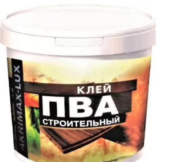 Клей ПВА AKRIMAX LUX (3 кг) (шт.)