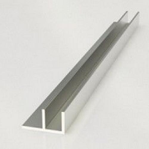 F Пластиковая фурнитура F-обр, длина 3м (50 шт)