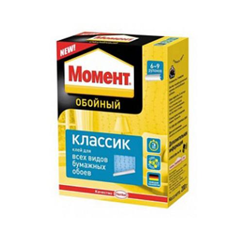 Клей для обоев МОМЕНТ Класик 200 гр 1/24 (шт.)