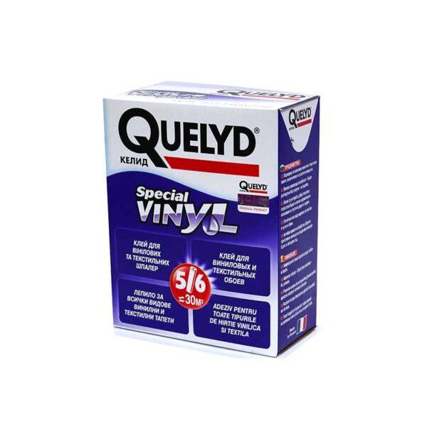Клей для обоев ВИНИЛ ТМ QUELYD - VINYLEX 0,250 (12шт)