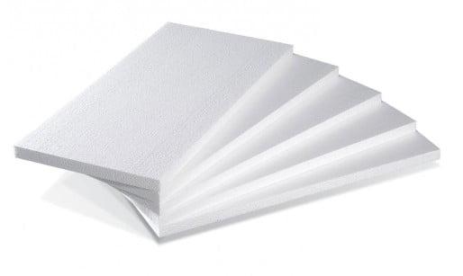 Пенопласт полистирольный листовой ПСБ-С 25 ФАСАД ГОСТ (1000*1000*50) (10)(шт)