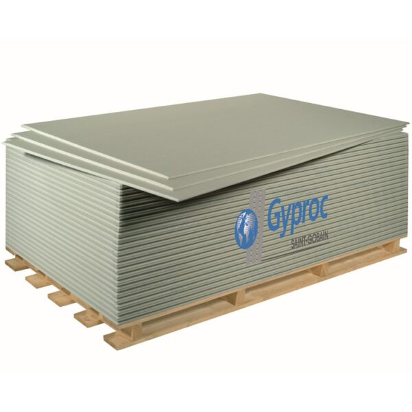 """ГКЛ 2,5 х 1,2 х (12,5 мм) """"Gyproc"""" (Стеновой 2,5м) (50шт)"""