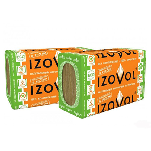 IZOVOL CT-50 (1000*600*100) (2,4м2), (0,24 м3) (уп.)