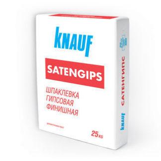"""Шпаклёвка cухая гипсовая смесь """"Satengips"""" (25) Knauf (45) (шт.)"""