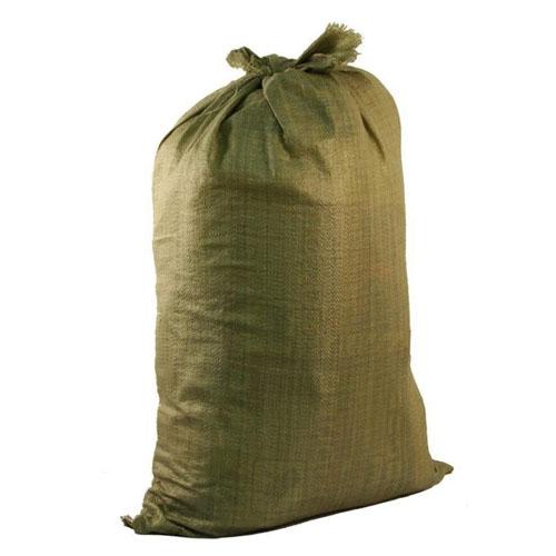 Мешок пустой строительный ПП 55*95 2 С Зелёный (шт.) (100шт/уп.)