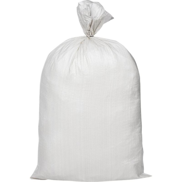 Мешок пустой строительный ПП 55*95 1 С Белый (шт.) (100шт/уп.)