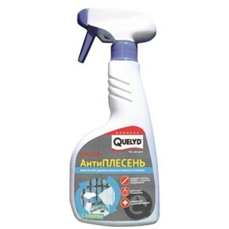 Антиплесень QUELYD Средство для удаления плесени в ванных и санузлах (0,5)