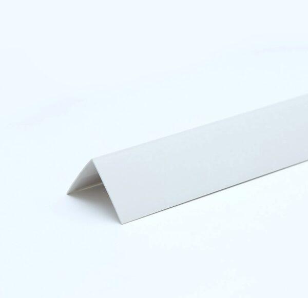 Угол пласт. 15*15 *2750 белый (25шт)