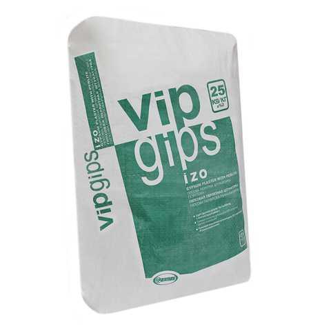 Гипсовая перлитная штукатурка VIP Gips Izo (25кг) (шт.)