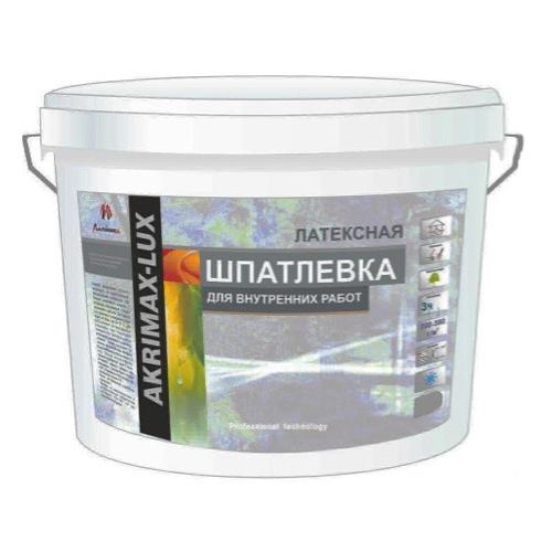 "Шпаклёвка ""AKRIMAX"" латексная ( 4,2 кг) (шт.)"