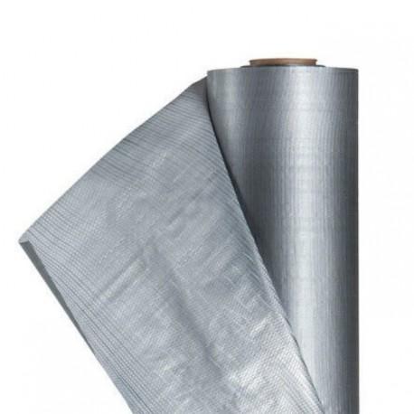 ПАРОБАРЬЕР (1,5м*50м =75м2) MASTERFOL FOIL S (SILVER) (шт.)
