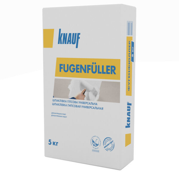 "Шпаклёвка для швов ""Fugenfuller"" (5 кг.) Knauf"