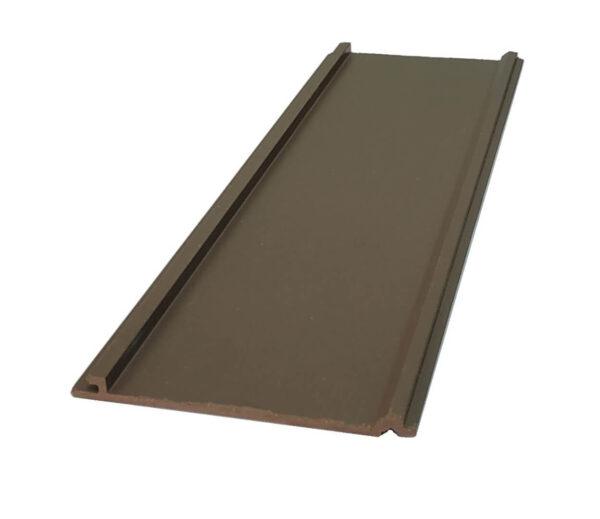 Фасадная панель ECODECKING Практик 140х12 (шлифованное тиснение)