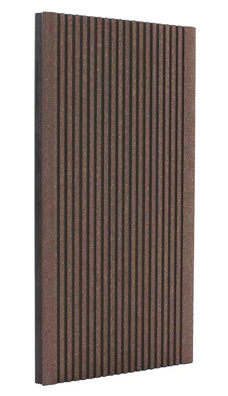 Террасная доска дпк полнотелая TERRADECK ECO2.0 155x28мм