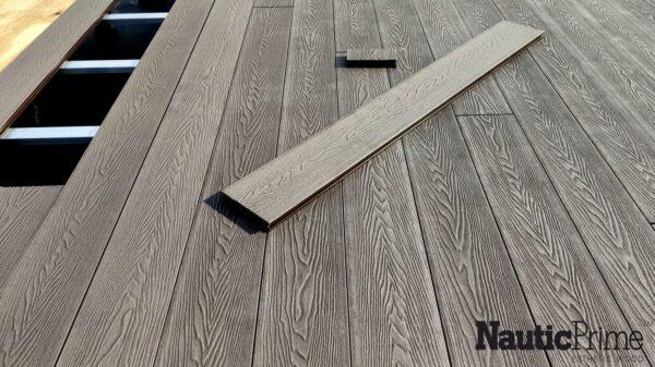 Террасная доска NauticPrime Esthetic Wood / Retro Wood 24*150*4000