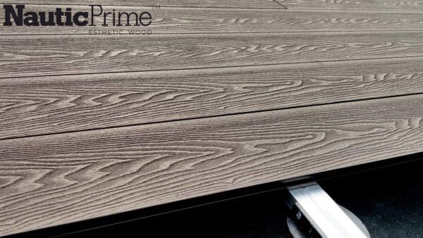 Террасная доска NauticPrime (Light) Esthetic Wood 3D 24*150*4000мм