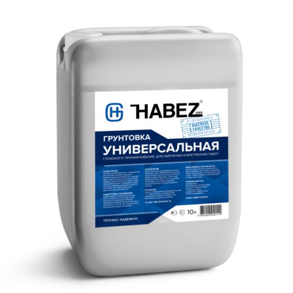 HABEZ-Грунтовка универсальная 5 л