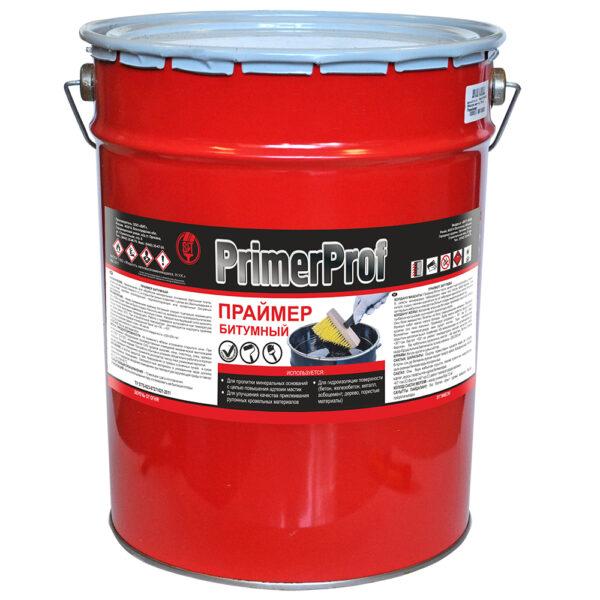 Праймер PROF битумный 15 кг, (44 шт)