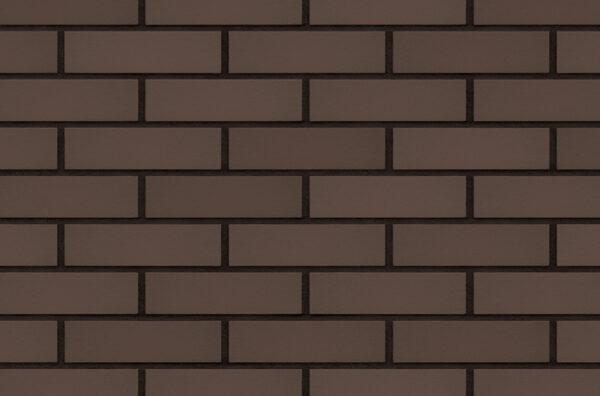 Клинкерная фасадная плитка Natural brown (03) King Klinker