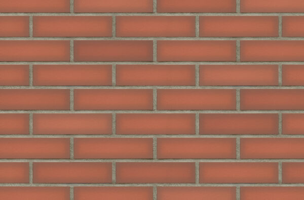 Клинкерная фасадная плитка Ruby flame (19) King Klinker