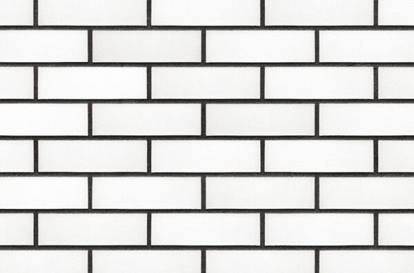Клинкерная фасадная плитка Just White (29) King Klinker