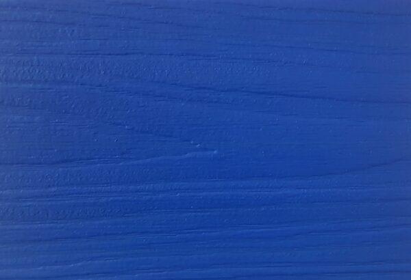 Террасная доска ПРАКТИК КОЭКСТРУЗИЯ Моноколор 147х23 мм Лазурит